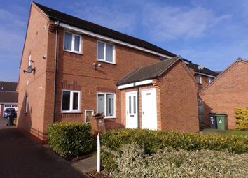 Thumbnail 1 bedroom maisonette for sale in Southmead Way, Walsall, West Midlands