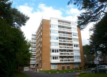 Thumbnail 3 bedroom flat to rent in Marchwood, Manor Road, Bournemouth