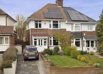 Thumbnail 3 bed semi-detached house for sale in Dig Dag Hill, Cheshunt, Waltham Cross