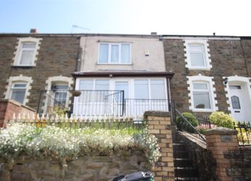 Thumbnail 2 bed terraced house for sale in Jubilee Road, Six Bells, Abertillery
