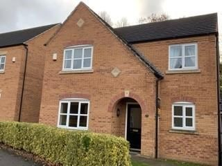 Thumbnail 4 bed detached house for sale in St. Pancras Way, Cromford View, Ripley, Derbyshire
