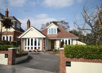 Thumbnail 4 bedroom detached house for sale in Blake Hill Crescent, Lilliput, Poole, Dorset