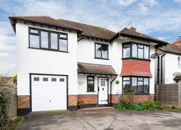 Thumbnail 4 bed detached house for sale in Jubilee Terrace, Middle Street, Strood Green, Betchworth