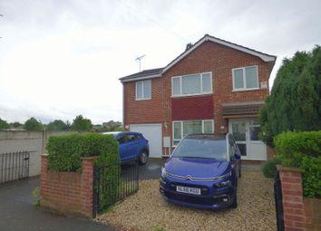 Thumbnail 4 bedroom detached house for sale in Sebert Street, Gloucester