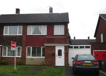 Thumbnail 3 bed semi-detached house for sale in Mounts Road, Wednesbury