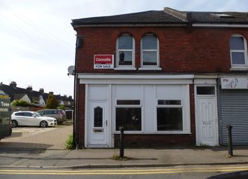 Thumbnail 4 bedroom end terrace house for sale in Torrington Road, Ashford