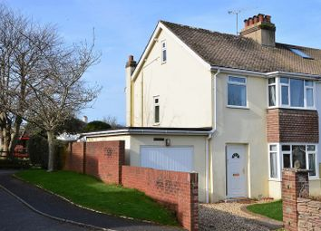 Thumbnail 3 bed semi-detached house for sale in Cudhill Road, Brixham