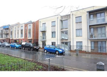 Thumbnail 1 bed flat for sale in Granby Way, Plymouth