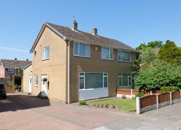 Thumbnail 3 bed semi-detached house for sale in Holmrook Road, Carlisle