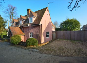 Thumbnail 3 bed detached house for sale in Bentfield Road, Stansted