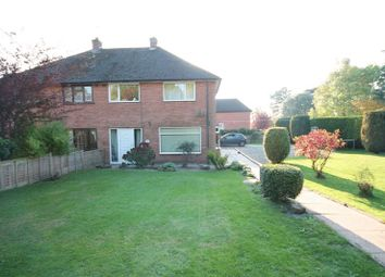 Thumbnail 3 bed semi-detached house for sale in Bishops Lane, Market Drayton