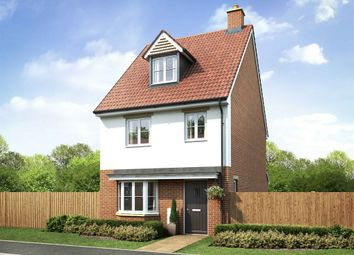 "Thumbnail 3 bed detached house for sale in ""The Colne"" at Station Road, Felsted, Dunmow"