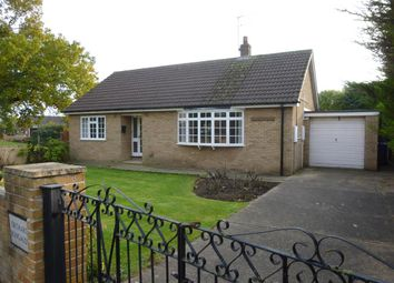 Thumbnail 2 bed detached bungalow for sale in Old Bawtry Road, Finningley, Doncaster