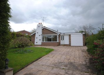 Thumbnail 3 bedroom detached bungalow to rent in Fox Hollow, Loggerheads, Market Drayton