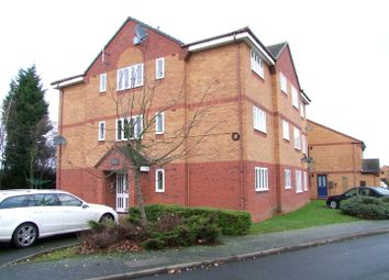 Thumbnail 1 bed flat for sale in Fontwell Road, Branston, Burton-On-Trent