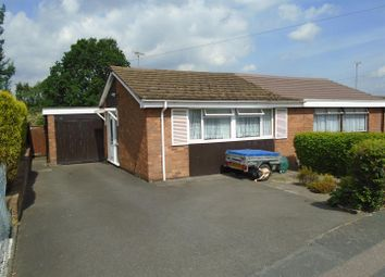 Thumbnail 3 bed bungalow for sale in Essex Drive, Rugeley