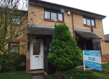 2 bed terraced house to rent in Bolwell Close, Twyford, Reading RG10