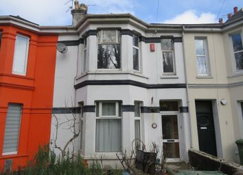 Thumbnail 2 bedroom terraced house for sale in Lipson Road, Lipson, Plymouth