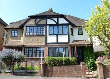 Thumbnail 3 bed semi-detached house to rent in Bray Road, Guildford