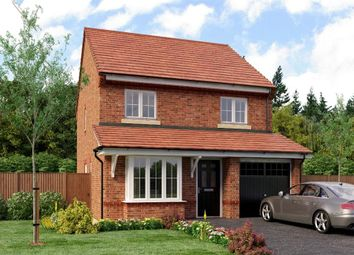 "Thumbnail 4 bed detached house for sale in ""Greene"" at Aberford Road, Wakefield"