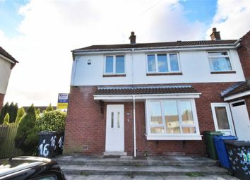 Thumbnail 3 bed town house for sale in Vulcan Road, Wigan