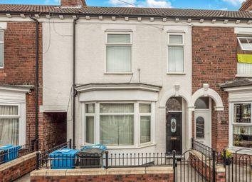 Thumbnail 3 bed terraced house for sale in De La Pole Avenue, Hull