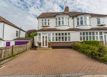 Thumbnail 4 bed semi-detached house for sale in Garden Close, Banstead, Surrey