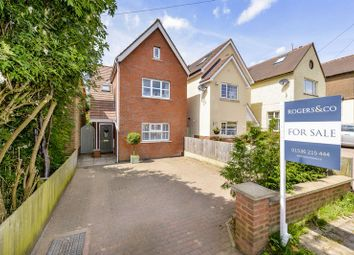 Thumbnail 4 bed detached house for sale in Harborough Road, Desborough, Kettering