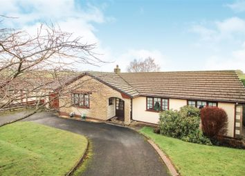 Thumbnail 4 bedroom detached bungalow for sale in Cilmery, Builth Wells