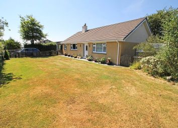 Thumbnail 3 bed bungalow for sale in St. Annes Close, Whitstone, Holsworthy