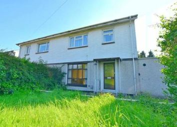 Thumbnail 3 bed semi-detached house for sale in Churchill Avenue, Aylesbury, Bucks, England