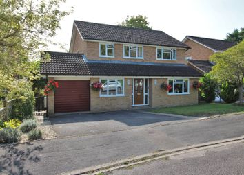 4 bed detached house for sale in Priory Close, Fleet GU51