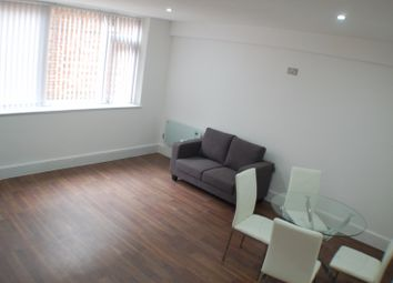 Thumbnail 1 bed flat to rent in Knifesmithgate, Chesterfield, Derbyshire