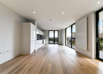 Thumbnail 2 bed flat to rent in Mercier Court, Royal Wharf, London