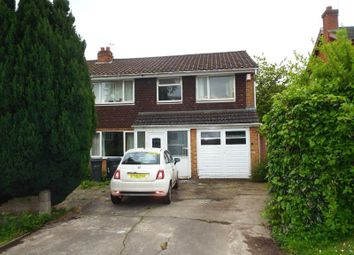 Thumbnail 5 bed semi-detached house to rent in Gibbins Road, Selly Oak, Birmingham