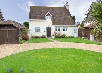 Thumbnail 3 bed detached house for sale in A'beckets Avenue, Aldwick Bay Estate, Aldwick, Bognor Regis, West Sussex