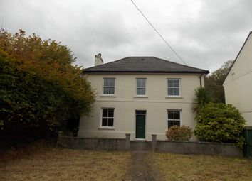Thumbnail 3 bedroom detached house to rent in Tinhay, Lifton, Devon