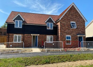 Thumbnail 3 bed semi-detached house for sale in 20 Chime Dell (Off Bendish Lane), Whitwell, Hitchin