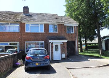 Thumbnail 6 bedroom semi-detached house for sale in Fairholme Way, Upper Stratton, Swindon