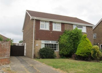 3 bed semi-detached house for sale in Skipper Way, Lee-On-The-Solent, Hampshire PO13