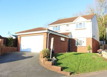 Thumbnail 4 bed detached house for sale in Falkland Drive, Kingsteignton, Newton Abbot