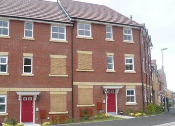 Thumbnail 2 bed flat to rent in Longacres, Brackla, Bridgend
