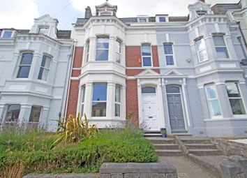 Thumbnail 5 bed town house for sale in Wilderness Road, Mutley, Plymouth