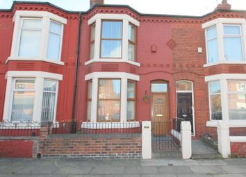 Thumbnail 3 bed terraced house for sale in Scarisbrick Avenue, Seaforth, Liverpool