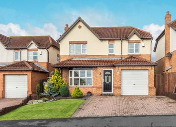 Thumbnail 4 bed detached house for sale in Briardene Way, Easington Colliery