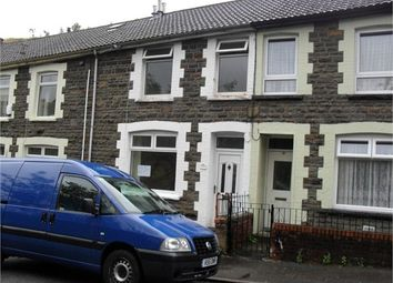 Thumbnail 3 bed terraced house for sale in The Parade, Ferndale, Ferndale, Rhondda Cynon Taff.