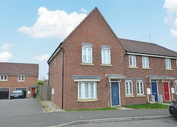 Thumbnail 3 bed semi-detached house to rent in Robinson Way, Wootton, Northampton