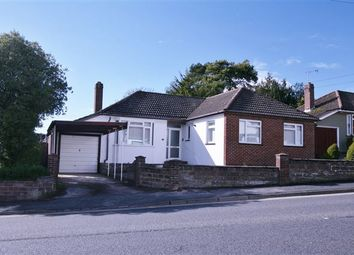 Thumbnail 3 bed detached bungalow for sale in Farlington Avenue, Portsmouth, Hampshire