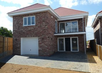 Thumbnail 4 bed detached house for sale in Church Road, Ten Mile Bank, Downham Market