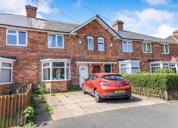 Thumbnail 3 bed terraced house for sale in Peckham Road, Kingstanding, Birmingham, West Midlands